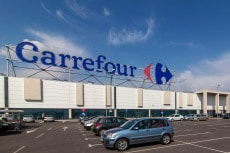 Carrefour in Chitila